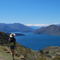 WalkingAway- Roys Peak
